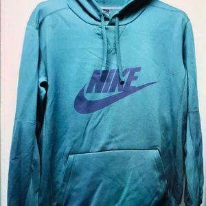Nike air icon futura hoodie men's sz 2XL